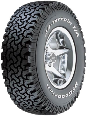 Перейти в каталог BFGoodrich All-Terrain