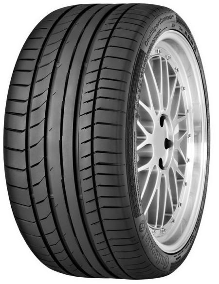 Шина летняя CONTINENTAL ContiSportContact 5 235/40R19 92V