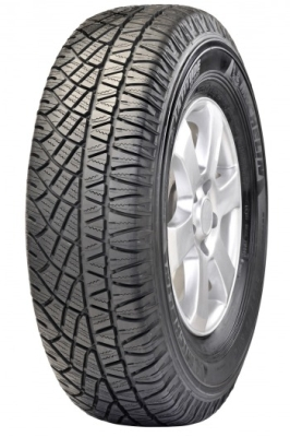 Шина летняя MICHELIN Latitude Cross 245/70R16 111H