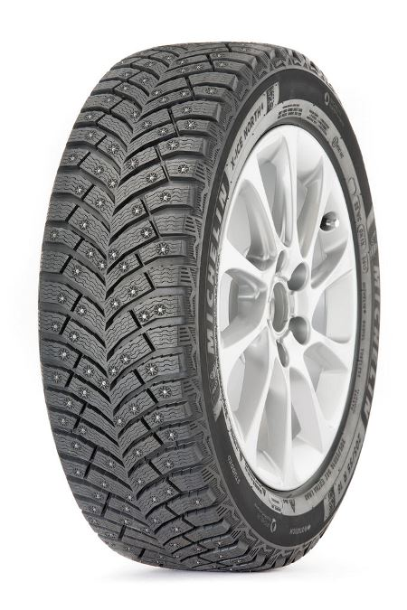 Шина зимняя MICHELIN X-Ice North 4 245/45 R18 100T