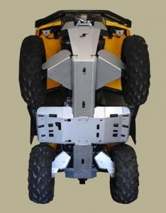 Комплект защиты Ricochet Offroad Armor № 7544X Can-am Renegate 800R/1000 2012
