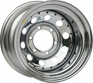 Диск Off-Road-Wheels Toyota/Nissan 10.0x15 6x139.7 ET-44 D110 Chrome