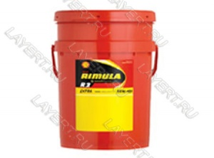 Масло моторное Shell Rimula R2 Extra 15W-40 (20л) мин.