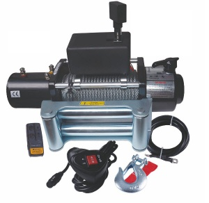 Лебедка Horsewinch SC9000T 12V (4080 кг.)